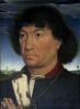 Портрет мужчины из семьи Леспинетт или Человек, молящийся перед пейзажем