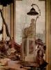 Фрески из виллы Вальмарана в Виченце. Жертва богине луны фруктами