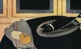 Жорж Брак. Черная рыба