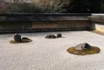 Реан-дзи и сад камней в Киото