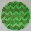 Object, round, green