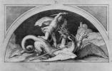 Петер фон Корнелиус. Бой с драконом