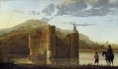 Замок Убберген