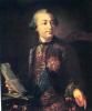 Портрет президента Академии художеств И.И Шувалова
