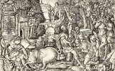 Жан Дюве. Пойманный единорог