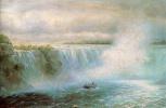 Ivan Aivazovsky. Niagara falls