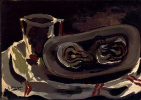 Georges Braque. Oysters
