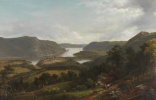 Река Гудзон близ форта Монтгомери