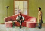 David Hockney. Christopher and Henry