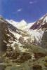 Ледник по дороге из Кашмира в Ладахк