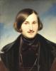 Portrait of the writer Nikolai Vasilyevich Gogol