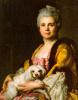 Графиня с собакой