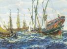 Корабли времен Петра I