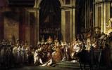 Жак-Луи Давид. Освящение императора Наполеона I и коронация императрицы Жозефины