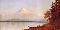 Mount Rainier, Washington territory