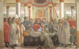 Доменико Гирландайо. Похороны святого Франциска