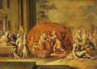 Франс Франкен Младший. Дела милосердия.  Около 1620