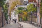Paris. Stroll. Montmartre