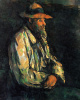 Portrait of the gardener Vallier