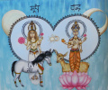 Chandra and Surya
