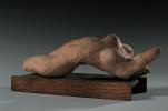 Auguste Rodin. Torso Of Adele