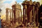 Алессандро Маньяско. Руины
