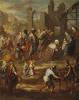 Поклонение волхвов с вице-королём Педро де Кастро-и-Фигероа, герцогом Ла Конкистой