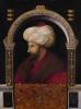 Portrait of Sultan Mehmed II the Conqueror