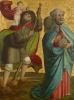 Святой Христофор и Иаков Зеведеев