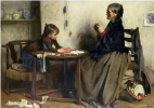 Артур Хакер. Затруднения. 1888
