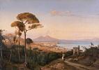 Алексей Петрович Боголюбов. Вид Неаполя. Италия