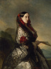 Портрет великой княгини Марии Николаевны
