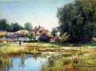На хуторе. Малая Даниловка