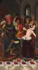 Бичевание святой Энграции
