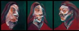 Francis Bacon. ThreeStudies of Isabel Rawsthorne
