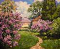 Цветущий сад (свободная копия)
