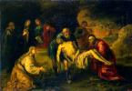 Антонио де Переда. Положение во гроб