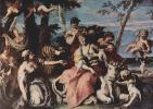 Себастьяно Риччи. Похищение Европы