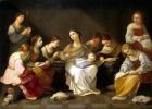 Гвидо Рени. Юность Девы Марии