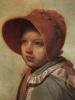 Portrait of A. A. Venetsianova, daughter of the artist
