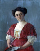 Portrait of Mrs. Haasen