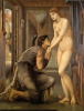 Pygmalion and the statue: the soul receives the desired
