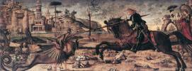 Витторе Карпаччо. Св. Георгий и дракон