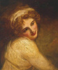 Lady hamilton in the image of the bacchante
