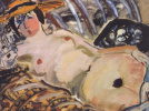 Портрет О.Н. Гильдебрандт