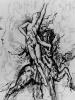 The centaur ness and Deianeira