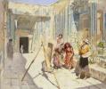 Artists in Shahi Zinda