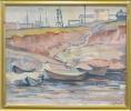 Лодки  на  Красном  Яру