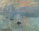 Impression. Sunrise