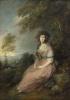 Portrait of Mrs. Richard Brinsley Sheridan